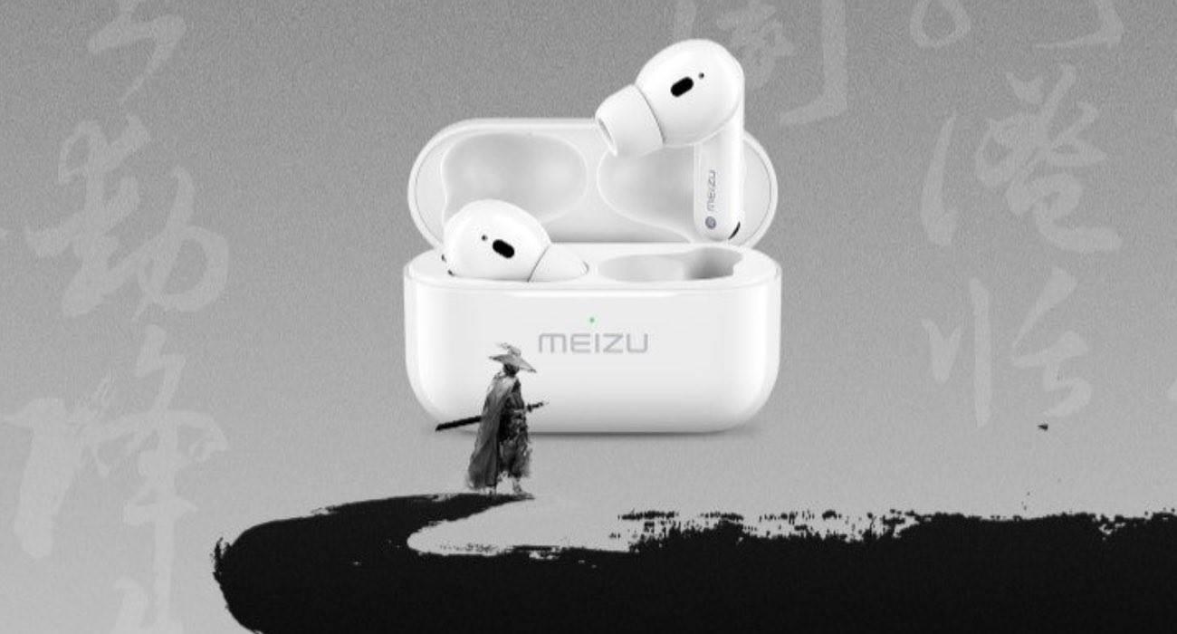 POP Pro, czyli klon AirPods Pro od Meizu od jutra w sprzedaży polecane, ciekawostki słuchawki, Pop Pro, Meizu POP Pro  Meizu wprowadziło na rynek swoje w pełni bezprzewodowe słuchawki POP w 2018 roku, a w zeszłym roku firma wypuściła dwa kolejne modele: POP2 i POP2. Meizu pop pro
