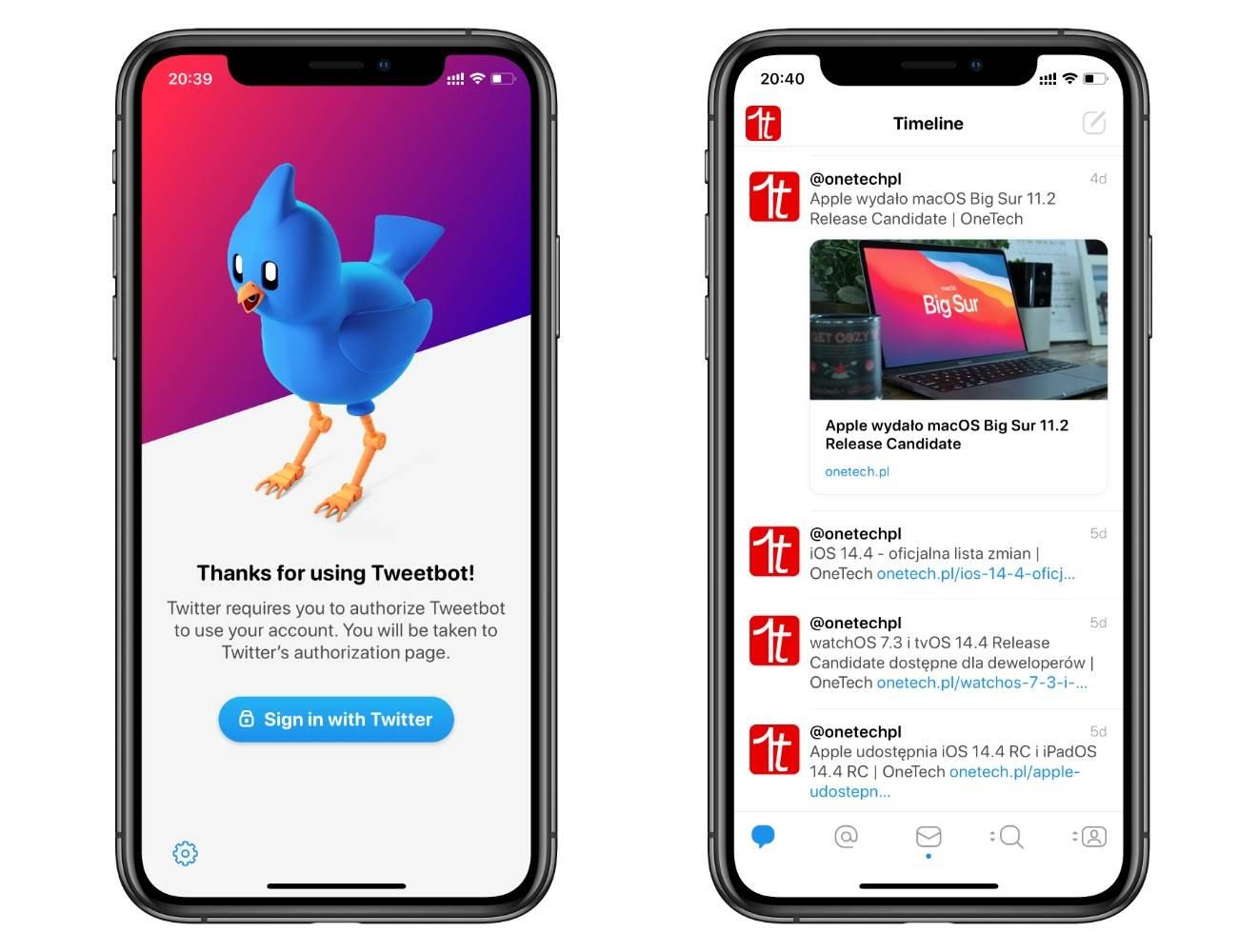 W App Store pojawił się nowy Tweetbot 6 polecane, ciekawostki Update, tweetbot 6 na iOS, Tweetbot 6, skad pobrac, skąd pobrać, iPhone, iOS, download, App Store  W App Stor pojawiła się nowa wersja na pewno dobrze wam znanej aplikacji Tweetbot 6. Najnowsza wersja oznaczona numerkiem 6 wprowadza kilka istotnych zmian. Tweetbot6 2