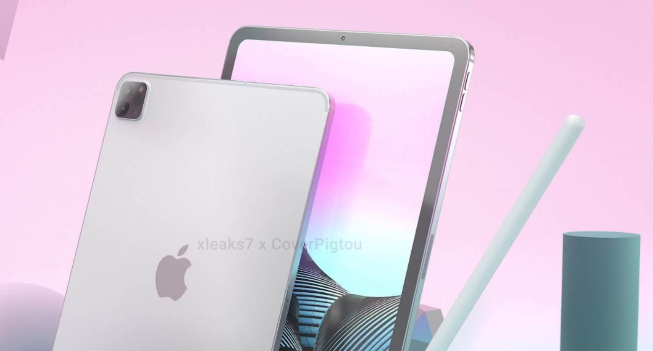 iPad Pro 5. generacji. Jaki będzie? Znamy nowe szczegóły polecane, ciekawostki ipad Pro 5.generacji, iPad Pro 2021, Apple A14X, Apple  Oczekuje się, że Apple zaprezentuje wiosną tego roku flagowy tablet iPad Pro 5. generacji, który będzie wyposażony w układ Apple A14X Bionic.  iPADPRO2021 9