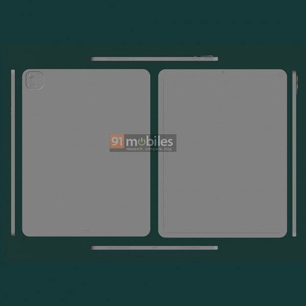 Nowy iPad Pro 2021 ze wszystkich stron polecane, ciekawostki iPad Pro 2021, iPad Pro, Apple  Apple przygotowuje się do wypuszczenia nowych urządzeń, więc w sieci będzie pojawiać się coraz więcej informacji na ten temat. iPadPro2021 6