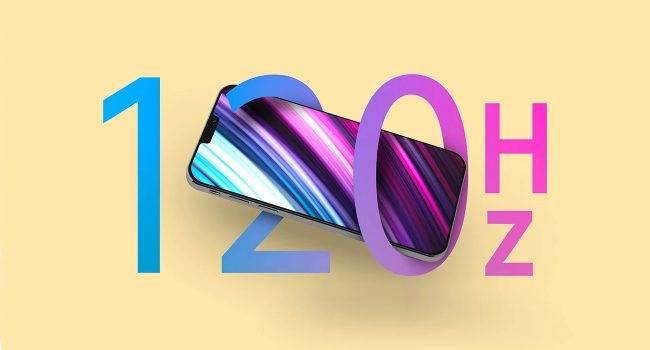 Samsung i LG rozpoczęły produkcję wyświetlaczy do iPhone 13. Wersje Pro na pewno otrzymają ekrany 120 Hz polecane, ciekawostki iPhone 13 Pro, iPhone 13, ekran 120 Hz  Samsung rozpoczął masową produkcję wyświetlaczy LTPO do nadchodzących iPhone 13 Pro i iPhone 13 Pro Max, które otrzymają obsługę wysokiej częstotliwości odświeżania 120 Hz. iPhone13 120Hz 650x350