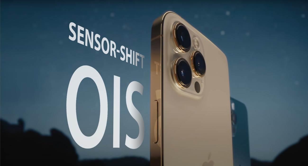 Wszystkie iPhone 13 otrzymają optyczną stabilizację obrazu z przesunięciem czujnika polecane, ciekawostki Apple  Wszystkie nowe smartfony Apple z serii iPhone 13 otrzymają optyczną stabilizację obrazu z przesunięciem czujnika, która zadebiutowała w iPhone 12 Pro Max w 2020 roku, według tajwańskiej publikacji branżowej DigiTimes. iPhone13
