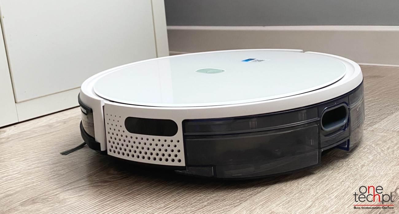 Yeedi K650 - świetny i niedrogi autonomiczny robot sprzątający z opcją mopowania recenzje, polecane, ciekawostki Yeedi K650, Wideo, Recenzja, odkurzacz  Kilka tygodni temu otrzymaliśmy do testów nowość od Yeedi - autonomiczny robot sprzątający z opcją mopowania i dużą mocą ssania. Zapraszamy! yeedi 2