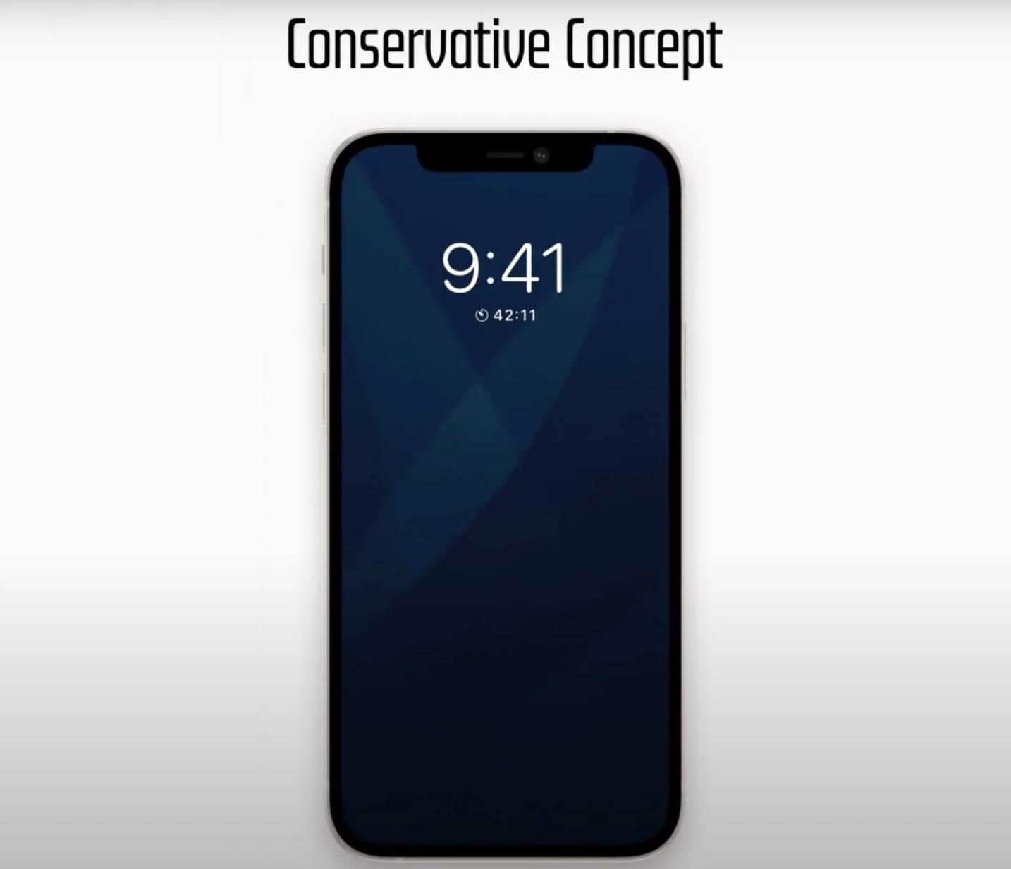 iPhone 12S z Always-On Display - czy tak będzie wyglądał najnowszy smartfon Apple? polecane, ciekawostki zawsze włączony ekran, Wideo, koncept, iPhone 13, iPhone 12s, Apple, Always on Display  W poniedziałek informowaliśmy, że iPhone 12s może mieć być wyposażony w funkcję Always-On Display. Zaledwie kilka dni po tej informacji w sieci pojawił się pierwszy koncept pokazujący jak może to wyglądać. A 3