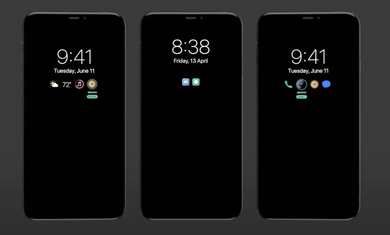 Apple opatentowało wyświetlacz dla iPhone'a ze zmiennymi częstotliwościami odświeżania do 240 Hz polecane, ciekawostki wyświetlacz ProMotion, wyswietlacz iPhone 240 Hz, wyświetlacz 240 Hz, patent na iPhone, erkan iPhone 240 Hz, Apple  Amerykańskie Biuro Patentów i Znaków Towarowych zatwierdziło nowe zgłoszenie patentowe Apple, w którym opisano zmienną częstotliwość odświeżania do 240 Hz dla iPhone'a. AlwaysOn