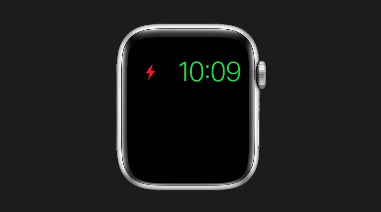 Apple bezpłatnie naprawi Apple Watch, który przestał się ładować polecane, ciekawostki program naprawy Apple Watch, Apple Watch Series 5 się nie ładuje, Apple Watch SE się nie ładuje, Apple Watch, Apple  Po wydaniu watchOS 7.3.1 firma Apple uruchomiła darmowy program naprawczy dla Apple Watch Series 5 i Apple Watch SE, które przestały się ładować po przejściu w tryb Eco. AppleWatch