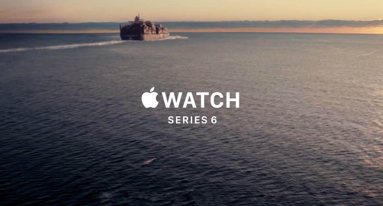 Apple uruchamia kampanię reklamową Apple Watch Series 6 polecane, ciekawostki Wideo, kampania reklamowa Apple Watch Series 6, Apple Watch Series 6  Apple udostępniło nowe reklamy Apple Watch na swoim kanale YouTube, podkreślające wodoodporność iZegarka, funkcjonalność EKG i monitorowanie snu. AppleWatchSeries6