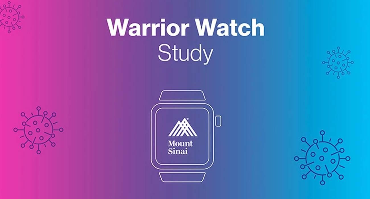Apple Watch może wykryć COVID-19. Nadchodzą nowe potwierdzenia! polecane, ciekawostki zegarek Apple, wykryj koronawirusa, koronawirus, COVID-19, Apple watch wykryje koronawirusa, Apple Watch  Nowe badanie przeprowadzone przez naukowców z Mount Sinai ujawnia, że ??Apple Watch może wykryć COVID-19 przed pojawieniem się objawów lub pozytywnym wynikiem testu. COVID19