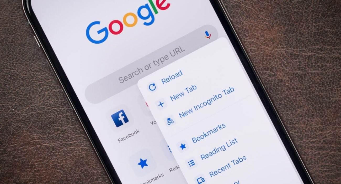 Prywatne zakładki w Chrome na iPhone już wkrótce będą zabezpieczone przez Face ID / Touch ID polecane, ciekawostki Touch ID, prywatne zakładki, Google Chrome, face ID, chrome na iOS  Google testuje nową funkcję w przeglądarce Chrome na iOS, która pozwoli blokować karty w trybie incognito za pomocą Face ID lub Touch ID. Google 1