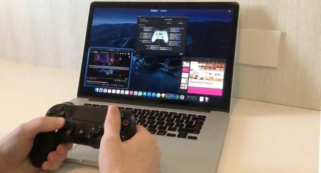 Aplikacja Controlly umożliwia sterowanie komputerami Mac za pomocą gamepada polecane, ciekawostki Wideo, sterowanie Makiem z pad, sterowanie macbook z gamepada, pilot mac, Mac App Store, gamepad, download, Controlly  W Mac App Store pojawiła się nowa aplikacja o nazwie Controlly, która zmienia gamepada w pełni funkcjonalnego pilota Mac. Mac Gamepad 650x350