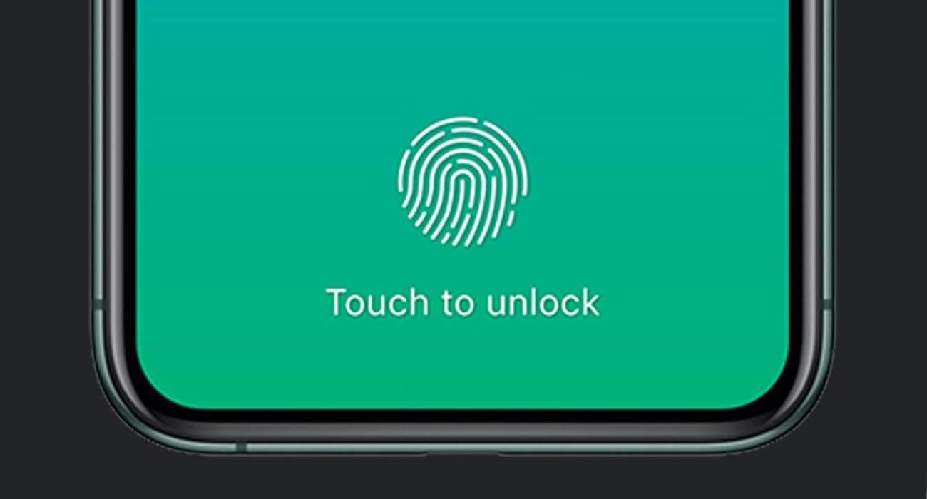 Apple iPhone 13 będzie wyposażony w Face ID i Touch ID polecane, ciekawostki touch id w ekranie, iPhone 13, iPhone 12s, Apple  Od dawna krążą plotki, że kolejne modele iPhone 13 będą wyposażone w dwa biometryczne systemy uwierzytelniania: Face ID i Touch ID. TouchID