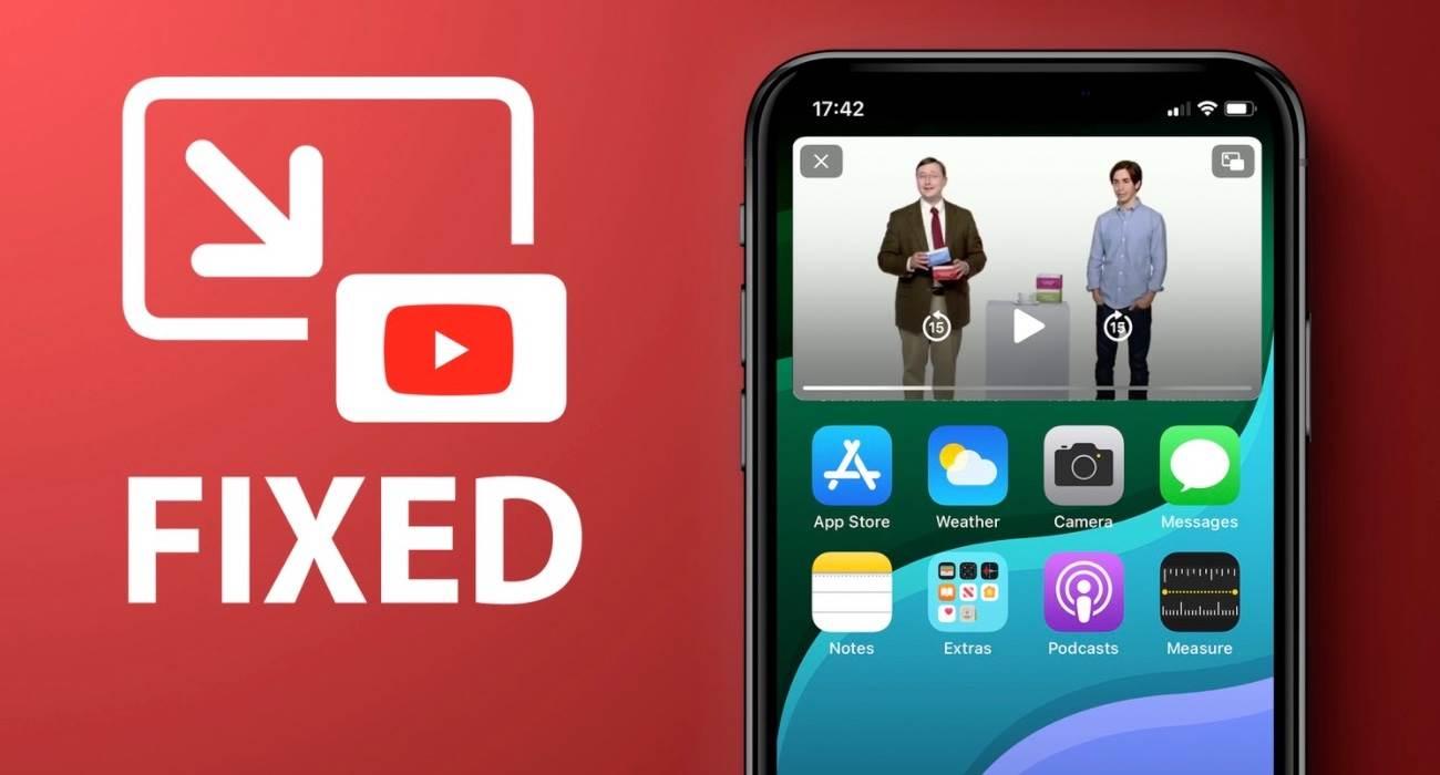 iOS 14.5 beta przywraca działanie funkcji ?Obraz w obrazie? na YouTube polecane, ciekawostki Youtube, uruchomienieobraz w obrazie, PiP w aplikacji YouTube, Obraz w obrazie, jak korzystac z pip w iPhone, iOS 14.5, iOS 14  iOS 14.5 beta przywraca działanie funkcji obraz w obrazie na YouTube, nawet bez konta YouTube Premium. YouTube Pip