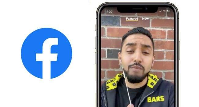 Rap z gotowymi bitami. Facebook wydał nową aplikację Bars polecane, ciekawostki Wideo, rapowanie, pobierz, iPhone, iOS, Facebook Bars, download, Bars, aplikacja Facebook Bars, aplikacja Bars  Facebook wydał nową aplikację Bars, w której użytkownicy mogą rapować do gotowych bitów, a następnie podzielić się nagranym filmem w sieci społecznościowej. facebook bars 650x350
