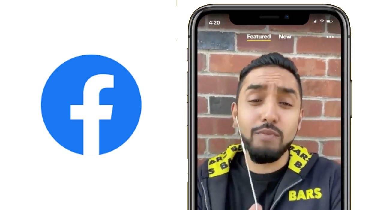Rap z gotowymi bitami. Facebook wydał nową aplikację Bars polecane, ciekawostki Wideo, rapowanie, pobierz, iPhone, iOS, Facebook Bars, download, Bars, aplikacja Facebook Bars, aplikacja Bars  Facebook wydał nową aplikację Bars, w której użytkownicy mogą rapować do gotowych bitów, a następnie podzielić się nagranym filmem w sieci społecznościowej. facebook bars