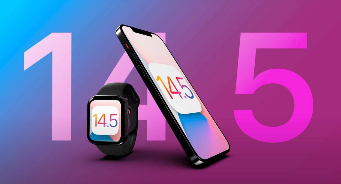 Apple udostępnia deweloperom iOS 14.5 RC i iPadOS 14.5 RC polecane, ciekawostki iPadOS 14.5 Release Candidate, iPadOS 14.5 RC, iPadOS 14.5, iOS 14.5 Release Candidate, iOS 14.5 RC, iOS 14.5, co nowego, Apple  Do deweloperów właśnie w tym momencie trafiły nowe systemy - iOS 14.5 RC oraz iPadOS 14.5 RC. iOS14.5 1