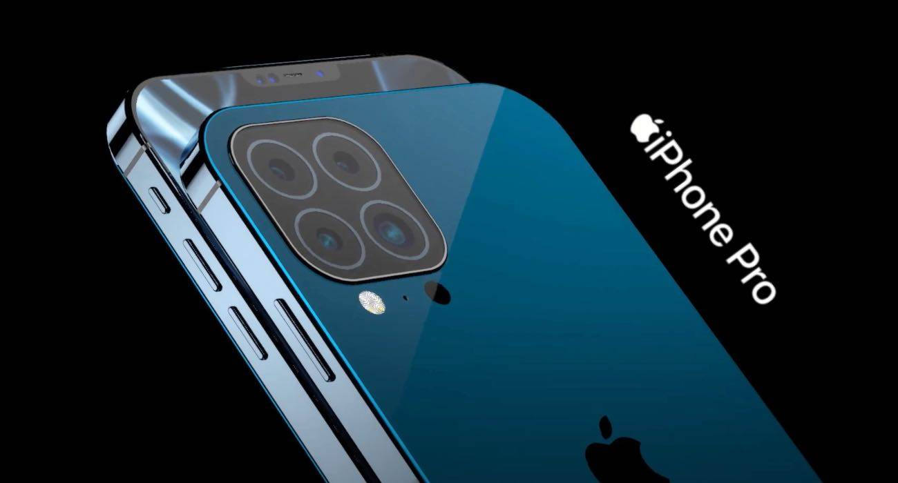iPhone Pro - pierwsza wizja przyszłorocznego smartfona od Apple polecane, ciekawostki Wizja, Wideo, koncept, iPhone pro, Apple  Oczekuje się, że w tym roku Apple zaprezentuje światu nowego iPhone'a. Naszym zdaniem nie będzie to model 13, a 12s. A co z przyszłorocznym smartfonem? Jak będzie wyglądał i jaką otrzyma nazwę? iPhonePro