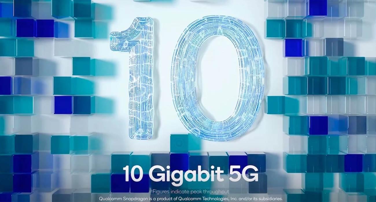 Qualcomm przedstawia 10 Gigabit 5G modem, który trafi do iPhone 14 polecane, ciekawostki Snapdragon X65, modem 5g, iPhone 14  Qualcomm zaprezentował dziś Snapdragon X65, czyli pierwszy na świecie modem 5G zdolny do pracy z prędkością do 10 Gb/s.   modem5G