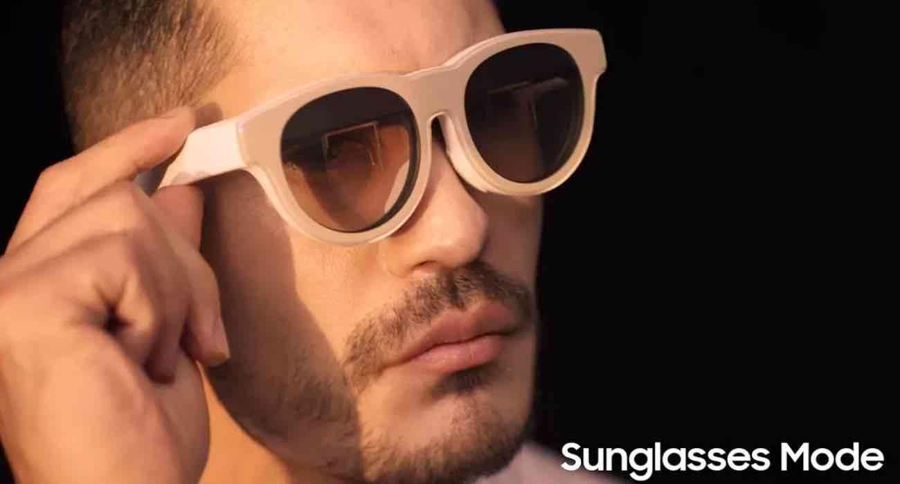 Oto przyszłe okulary AR od Samsunga, które będą konkurować z Apple Glass polecane, ciekawostki Wideo, Samsung, okulary Samsung Lite, okulary Samsung AR, okulary  Jak widać nie tylko Apple pracuje nad okularami AR. Według najnowszych przecieków wydaje się, że Samsung również chce wprowadzić taki produkt na rynek. okulary samsung 1