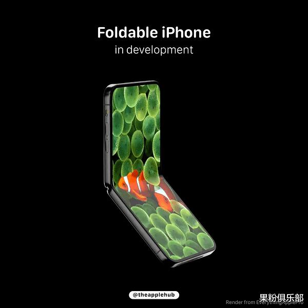 Omdia: Składany iPhone z obsługą rysika pojawi się w 2023 roku polecane, ciekawostki składany iPhone, iPhone, Apple  Firma badawcza Omdia szacuje, że Apple może wypuścić na rynek swojego pierwszego iPhone'a ze składanym ekranem w 2023 roku. skladany iPhone