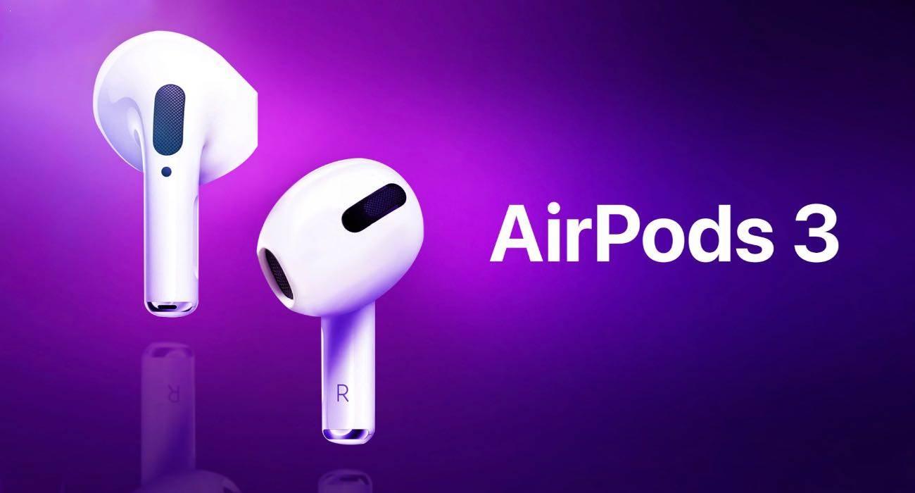W sieci pojawiły się nowe zdjęcia Apple AirPods 3 polecane, ciekawostki Apple AirPods 3, AirPods 3.generacji, AirPods 3  Przed zbliżającą się zapowiedzią AirPods trzeciej generacji 52audio opublikowało serię zdjęć przedstawiających rzekome nowe bezprzewodowe słuchawki douszne Apple.  AirPods3 2