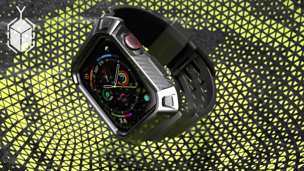 Apple przygotowuje super wytrzymałą wersję Apple Watch polecane, ciekawostki Apple Watch Explorer Edition, Apple Watch, Apple  Zdaniem dziennikarza Bloomberga Marka Gurmana, Apple rozważa wypuszczenie specjalnej wersji Apple Watch z twardszą obudową zaprojektowaną do użytku w ekstremalnych warunkach. AppleWatch 2