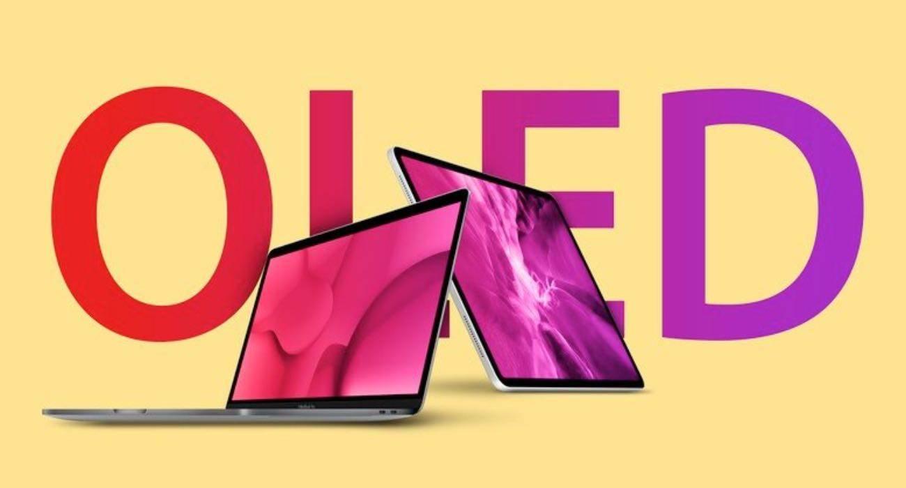 Pierwsze urządzenia Apple z ekranami OLED pojawią się na początku 2022 roku polecane, ciekawostki OLED, MacBook, iPad Air, Apple  Laptopy i tablety firmy Apple, które pojawią się w 2022 roku otrzymają ekrany OLED. Poinformowano o tym w tajwańskiej publikacji branżowej DigiTimes, powołując się na źródła w łańcuchu dostaw. OLED 1