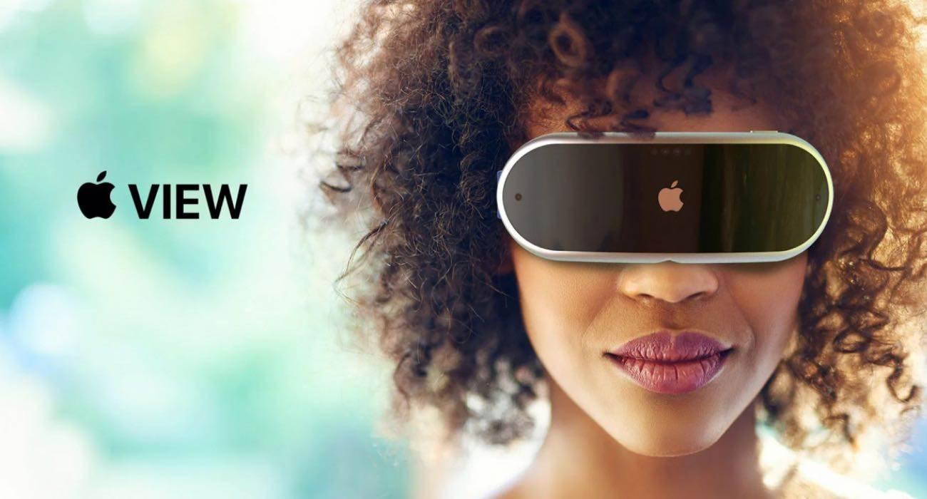 Kuo: zestaw Apple do rzeczywistości mieszanej otrzyma 15 kamer, ekrany micro-OLED i cenę około 1000 USD polecane, ciekawostki zestaw AR, gogle Apple, Apple  Nadchodzący zestaw Apple do rzeczywistości mieszanej otrzyma 15 modułów aparatu. Analityk TFI Securities Ming-Chi Kuo opowiedział o tym w swoim raporcie badawczym. gogle apple