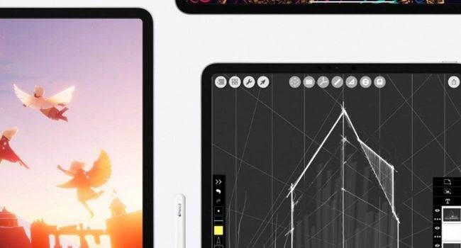 iPad Pro 2022 będzie miał szklany tył i bezprzewodowe ładowanie polecane, ciekawostki iPad Pro 2022, iPad Pro, bezprzewodowe ładowanie  Zdaniem Bloomberg, Apple opracowuje nowego iPada Pro ze szklanym tyłem do obsługi ładowania bezprzewodowego. Urządzenie może zostać wypuszczone już w przyszłym roku. iPadPro 1 650x350