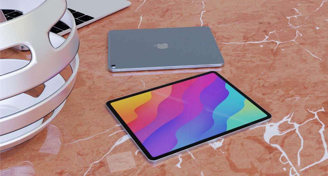W sieci pojawiły się pierwsze rendery iPad mini 6. generacji (2021) w stylu iPad Pro polecane, ciekawostki iPad mini 6.generacji, iPad mini 6, iPad mini 2021, Apple  Od kilku miesięcy mówi się o tym, że Apple pracuje nad nowym iPadem mini. Na podstawie wszystkich dotychczasowych plotek i przecieków powstała koncepcja 8,9-calowego iPad mini 6. generacji. iPadmini6 2