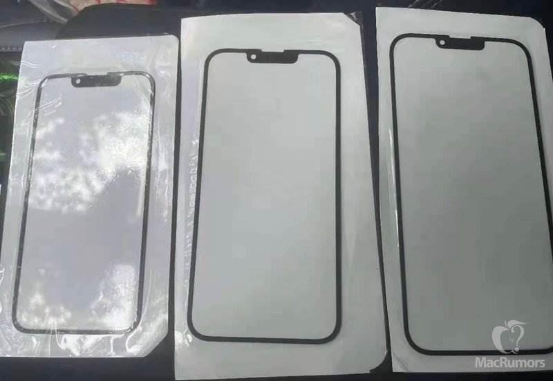 Mniejszy notch w iPhone 12s już prawie pewny? polecane, ciekawostki szkło ochronne do iPhone 12s, iPhone 12s z mniejszym notchem, iPhone 12s, Apple  Greckie centrum serwisowe iRepair dostarczyło MacRumors zdjęcie szkieł na ekran iPhone 12s, które jak widzicie mają sporo mniejszy notch. Co to znaczy? iphone 13 front glass