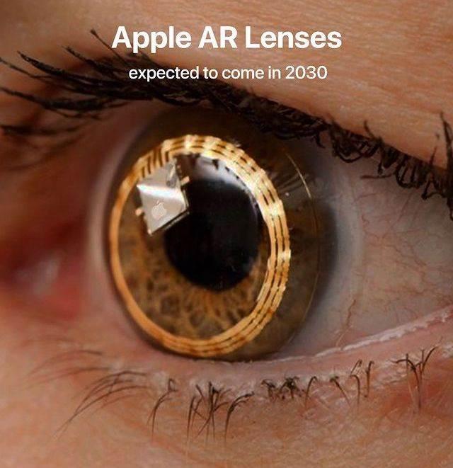 Min-Chi Kuo: Apple wypuści soczewki kontaktowe AR polecane, ciekawostki soczewki AR od Apple, soczewki AR, soczewki Apple, Apple  Analityk TFI Securities Ming-Chi Kuo w nowej notatce badawczej podzielił się informacjami mówiącymi o tym, że Apple wypuści soczewki kontaktowe rzeczywistości rozszerzonej po 2030 roku. soczewki Apple