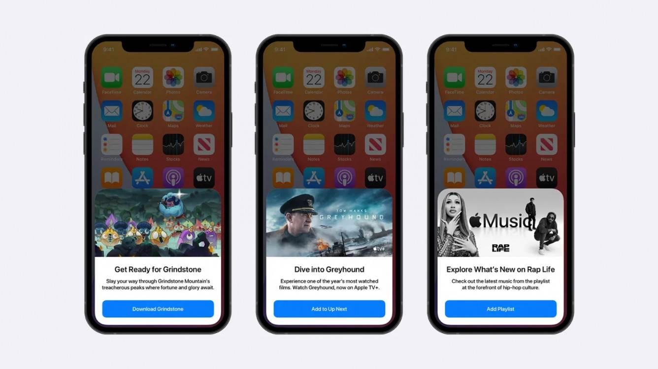 Apple opracowuje specjalne tagi NFC, aby reklamować Apple Arcade, Apple TV+ i Apple Music polecane, ciekawostki tagi NFC w iOS 14.5, powiadomienia Apple, NFC, iOS 14.5  Kolejną nowością odnalezioną w iOS 14.5 jest wsparcie dla nowego typu powiadomień z tagów NFC, które będą pojawiać się tylko w sklepach Apple. tagiNFC Apple 1