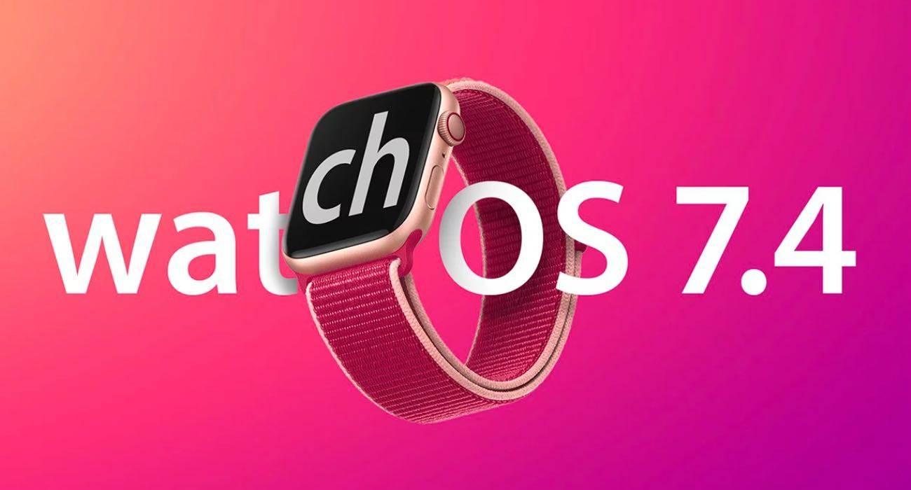 watchOS 7.4 beta 3 dostępna dla deweloperów polecane, ciekawostki watchOS 7.4 beta 3, watchOS 7.4, Apple  Wczoraj w godzinach wieczornych firma Apple wydała nową wersję testową systemu watchOS 7.4 beta 3 dla programistów. watchOS7.4