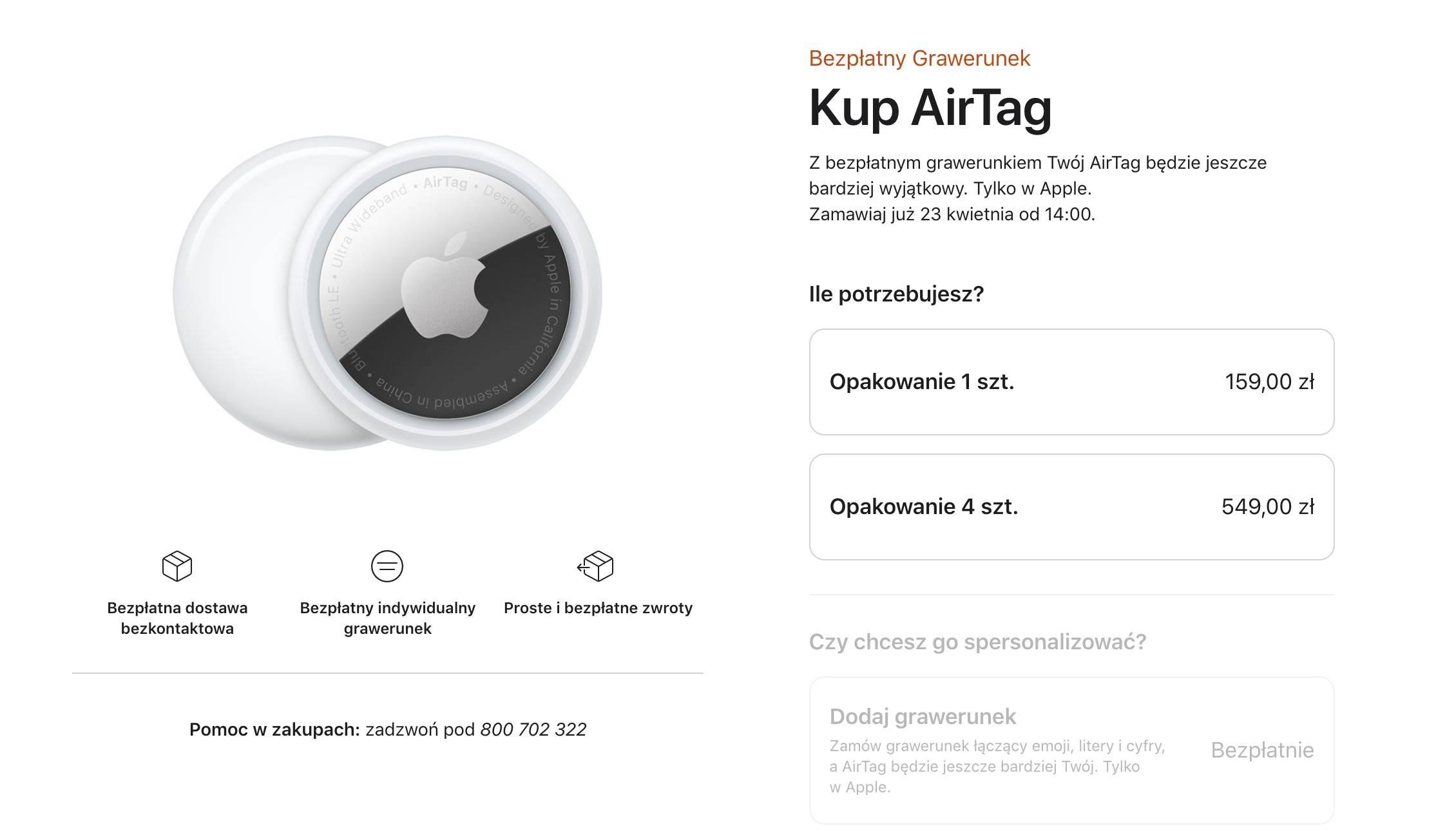 Polskie ceny AirTag polecane, ciekawostki polska cena AirTag, lokalizator Apple, koszt, ile kosztuje AirTag, cena, Apple AirTag, AirTag w polsce, AirTag  Po polskich cenach iMac 2021 przyszedł czas, aby przyjrzeć się polskim cenom lokalizatora AirTag o którym pisaliśmy w tym miejscu. AirTag 3