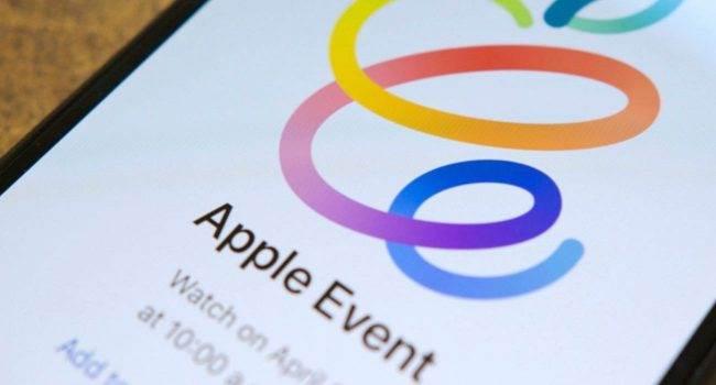 Tutaj obejrzysz ?Spring Loaded?,  czyli wiosenną prezentację nowych produktów firmy Apple polecane, ciekawostki wiosenna konferencja Apple, Spring Loaded live stream, Spring Loaded live, Spring Loaded, przekaz na żywo, na zywo, livestream, live stream, Live, 2021  W zeszłym tygodniu firma Apple oficjalnie ogłosiła datę wielkiej prezentacji nowych produktów Apple ?Spring Loaded?. Prezentacja odbędzie się już dziś i można będzie obejrzeć ją klikając w poniższy link. AppleEvent 650x350