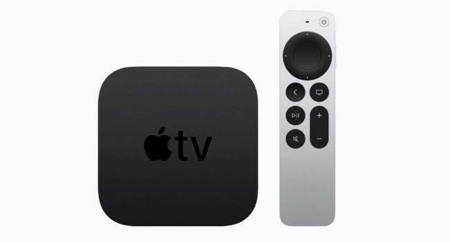 Apple prezentuje nowe Apple TV 4K z procesorem A12 Bionic i przeprojektowanym pilotem polecane, ciekawostki Specyfikacja, cena, Apple TV 2021, Apple TV  Kolejny urządzeniem na trwającej cały czas prezentacji Apple było nowe Apple TV. Urządzenie posiada procesor Apple A12 i całkowicie przeprojektowany pilot. AppleTV2021 650x350