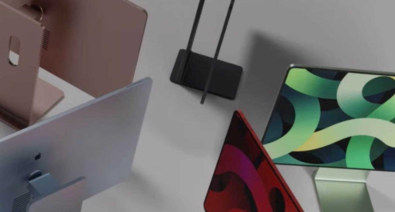 Piękna wizja iMac 2021 polecane, ciekawostki Wizja, Wideo, koncept, iMac 2021  Projektanci ConceptsiPhone i Khahn Design udostępnili film przedstawiający piękną koncepcję nowego Apple iMac 2021 w stylu iPad Pro i Pro Display XDR. iMac2021 1