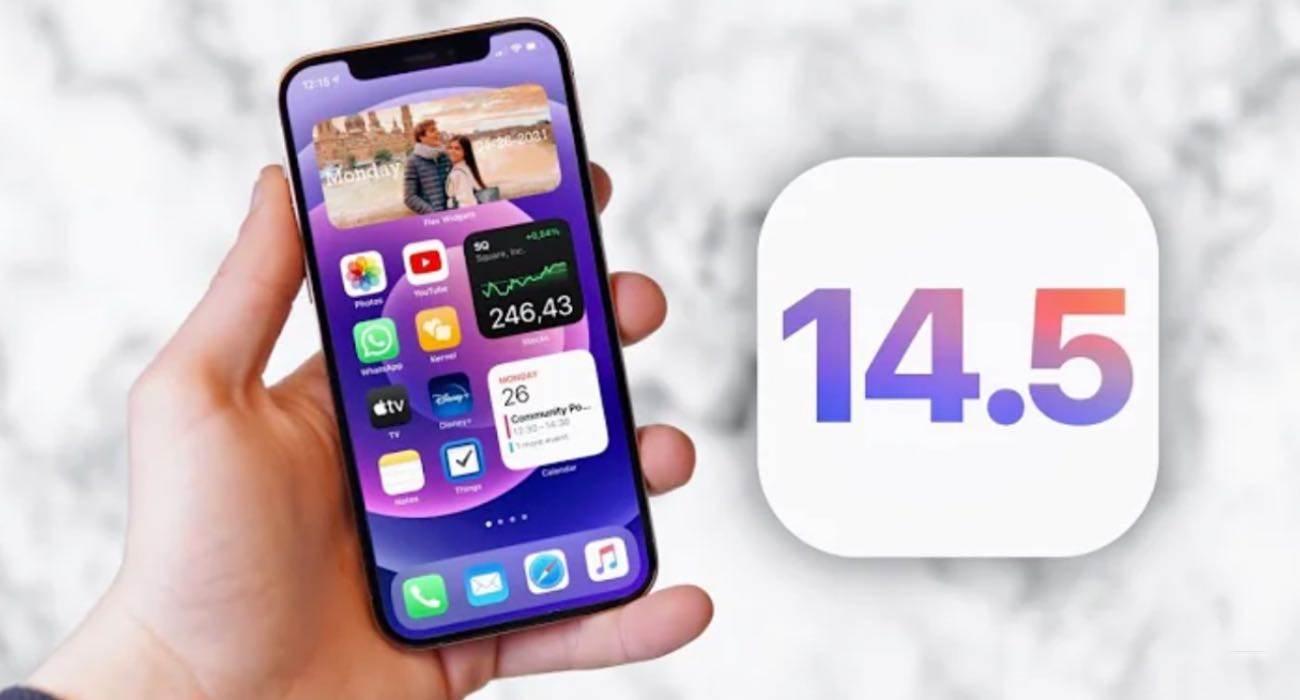 Co nowego w iOS 14.5 - wszystkie nowości na filmie polecane, ciekawostki Youtube, Wideo, nowosci w iOS 14.5, Nowości, lista zmian, iOS 14.5 na filmie, co nowego w iOS 14.5, Apple  iOS 14.5 oficjalnie wydany, więc zgodnie z tradycją mamy dla Was krótkie wideo na którym zostały przedstawione wszystkie najważniejsze nowości i zmiany jakie pojawiły się w udostępnionej kilkanaście minut temu nowej wersji systemu iOS. iOS14.5 1