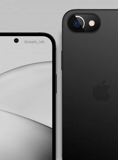 Tak może wyglądać iPhone SE 2022. W sieci pojawiły się pierwsze zdjęcia polecane, ciekawostki iPhone SE 2022, iPhone, Apple  Oczekuje się, że Apple wypuści w przyszłym roku nowy smartfon iPhone SE, który może uzyskać zupełnie nowy wygląd. iPS20221 2