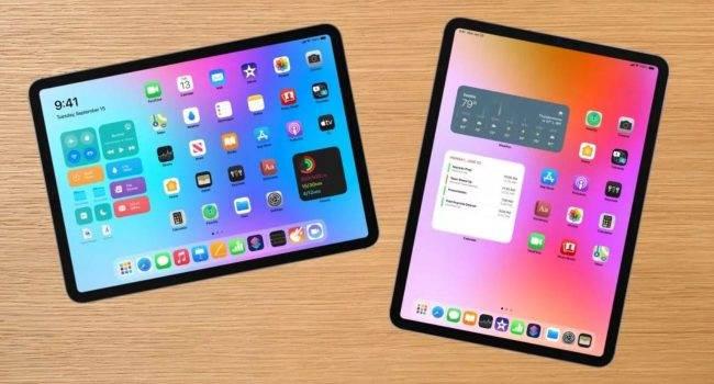 Apple planuje wypuścić tablet z ekranem większym niż 12,9-cala. Czekamy na iPad Pro Max polecane, ciekawostki Tablet, iPad Pro Max, Apple  Informator i dziennikarz Bloomberg, Mark Gurman, podzielili się informacjami mówiącymi o tym, że Apple bada możliwość wydania iPada z wyświetlaczem większym niż 12,9-cala. iPadOS15 650x350