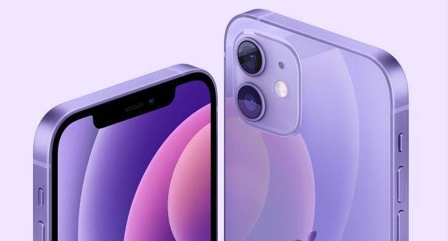 Apple przedstawia nowego fioletowego iPhone'a 12 i 12 mini polecane, ciekawostki iPhone 12, fioletowy iPhone 12 mini, fioletowy iPhone 12, Apple  Firma Apple zaprezentowała dziś nowego iPhone'a 12 i iPhone'a 12 mini w nowym fioletowym kolorze. Urządzenie będzie można kupić w przedsprzedaży już w najbliższy piątek. iPhone12 650x350