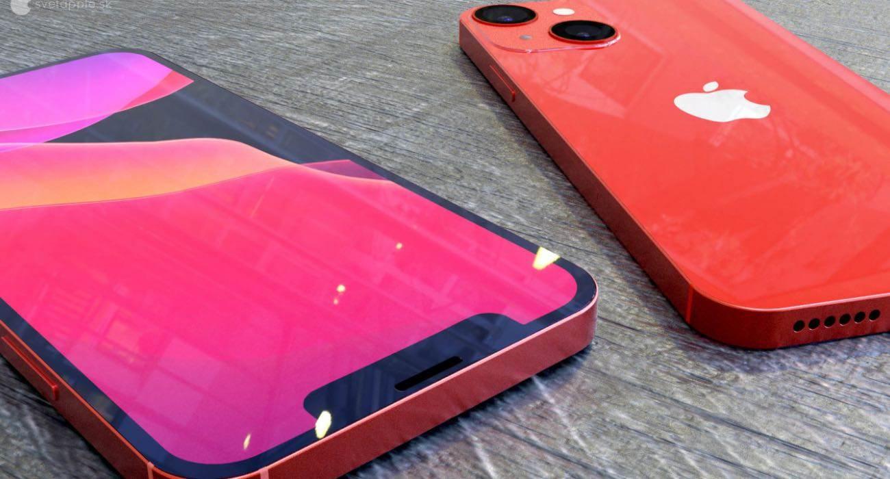 Tak będzie wyglądał iPhone 13 Product Red polecane, ciekawostki Wygląd iPhone 13 Product Red, Wideo, jak wygląda iPhone 13, iPhone 13 Product Red, iPhone 13, Apple  Po schematach iPhone 13 i 13 Pro o których pisaliśmy tutaj przyszedł czas na to, aby zdradzić ostateczny wygląd iPhone?a 13 Product Red. iPhone13mini 1