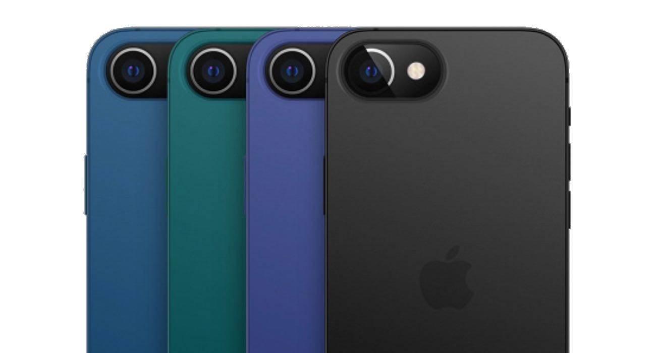 Tak może wyglądać iPhone SE 2022. W sieci pojawiły się pierwsze zdjęcia polecane, ciekawostki iPhone SE 2022, iPhone, Apple  Oczekuje się, że Apple wypuści w przyszłym roku nowy smartfon iPhone SE, który może uzyskać zupełnie nowy wygląd. iPhoneSE 2022