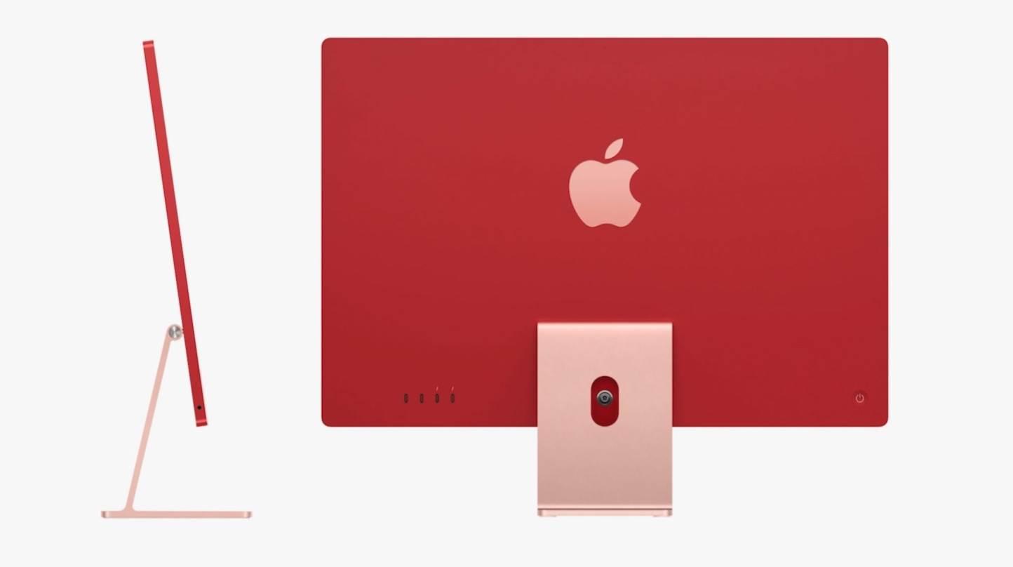 Apple przedstawia przeprojektowany 24-calowy iMac w nowych, odważnych kolorach polecane, ciekawostki nowy iMac, iMac 2021, Apple  Firma Apple przedstawiła dzisiaj przeprojektowany iMac z całkowicie nowym wyglądem. Nowy iMac jest dostępny w wielu kolorach i ma znacznie cieńszą konstrukcję niż wychodzące komputery iMac z procesorem Intel. imac 3