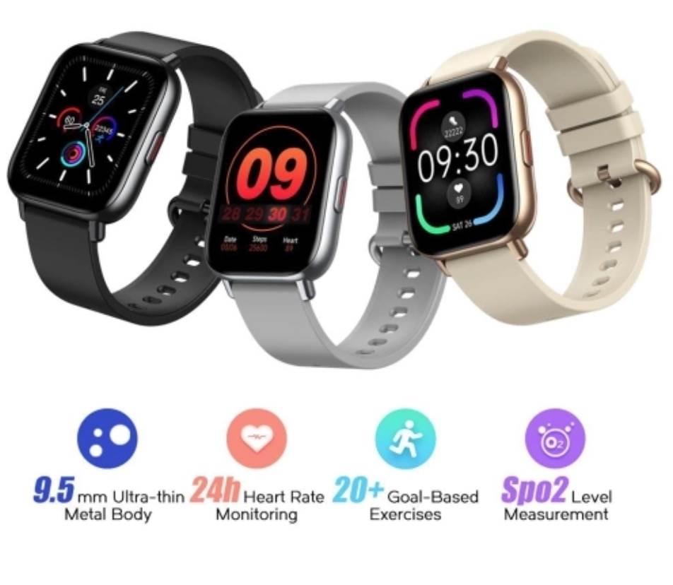 Zeblaze GTS Pro - ultracienki metalowy sportowy SmartWatch w super cenie ciekawostki Zeblaze GTS Pro, tani smartwatch, smartwatch w niskiej cenie, promcja, dobry i tani smartwatch  Szukacie fajnego i taniego SmartWatcha, który będzie śledzić Waszą aktywność? Jeśli tak to tamy dla Was coś bardzo fajnego. watch 3