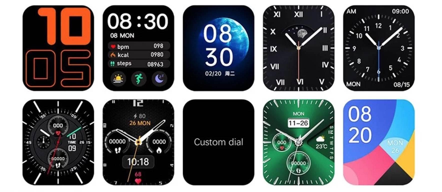 Mibro - tani, sportowy smartwatch z 15 trybami sportowymi ciekawostki tani smartwatch, smartwatch w niskiej cenie, promcja, Mibro XPAW002, dobry i tani smartwatch  Szukacie fajnego i taniego SmartWatcha, który będzie śledzić Waszą aktywność? Jeśli tak to tamy dla Was coś bardzo fajnego - Mibro XPAW002. 1@2x 1