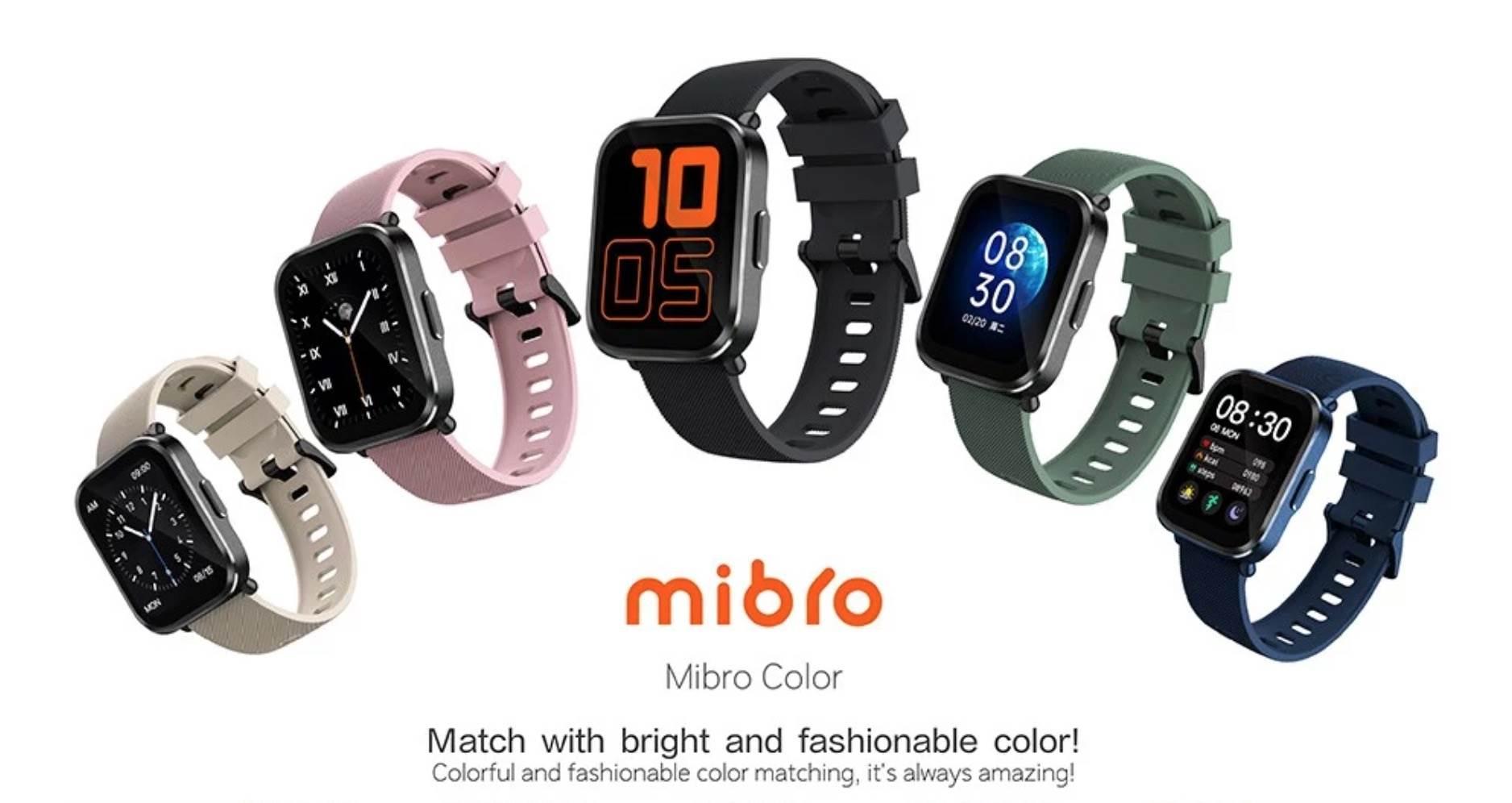 Mibro - tani, sportowy smartwatch z 15 trybami sportowymi ciekawostki tani smartwatch, smartwatch w niskiej cenie, promcja, Mibro XPAW002, dobry i tani smartwatch  Szukacie fajnego i taniego SmartWatcha, który będzie śledzić Waszą aktywność? Jeśli tak to tamy dla Was coś bardzo fajnego - Mibro XPAW002. 1@2x