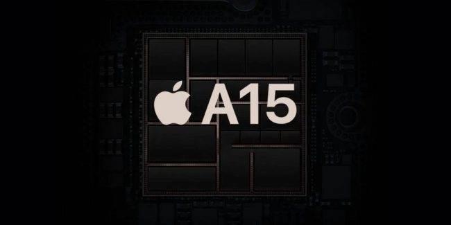 Apple zamawia 100 milionów chipów A15 dla iPhone 13 polecane, ciekawostki iPhone 13, Apple A15  Apple zamówiło w TSMC ponad 100 milionów chipów A15 do nadchodzących smartfonów iPhone 13, donosi CNBeta, powołując się na źródła łańcucha dostaw. A15 650x325