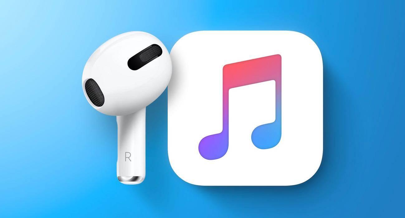 Zobacz jak uzyskać 6-miesięczną subskrypcję Apple Music za darmo! ciekawostki Apple music, Apple, 6 miesięcy za darmo  Apple daje ludziom kolejny powód do przejścia do Apple Music. Firma Cupertino oferuje sześciomiesięczny bezpłatny okres próbny dla nowych abonentów. Airpods3