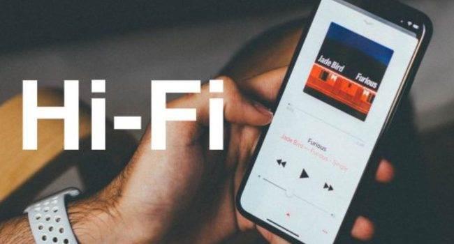 Dźwięk Lossless i Dolby Atmos oficjalnie dostępny w Apple Music. Jak włączyć funkcję? polecane, ciekawostki lossless, jak właczyć dżwięk przestrzenny, jak włączyć dźwięk lossless w Apple Music, bezstratna jakość dzwięku, Apple music  Firma Apple oficjalnie uruchomiła obsługę dźwięku przestrzennego i dźwięku bezstratnego w Apple Music. Zobacz jak uruchomić nowość na Twoim iPhone i iPad. AppleMusic HiFi 650x350